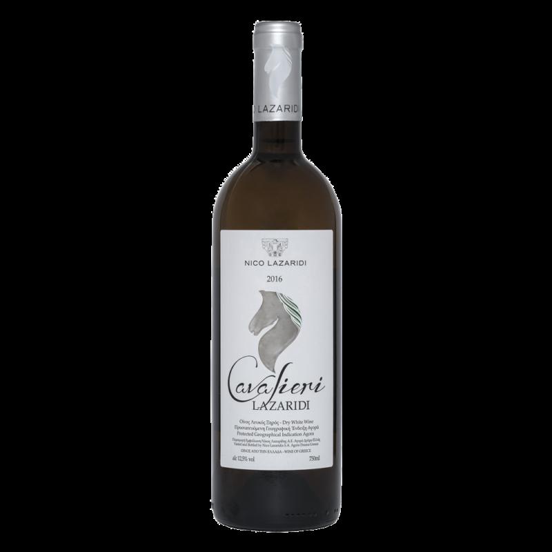 Cavalieri Lazaridi Λευκό 2016 0.75Lt