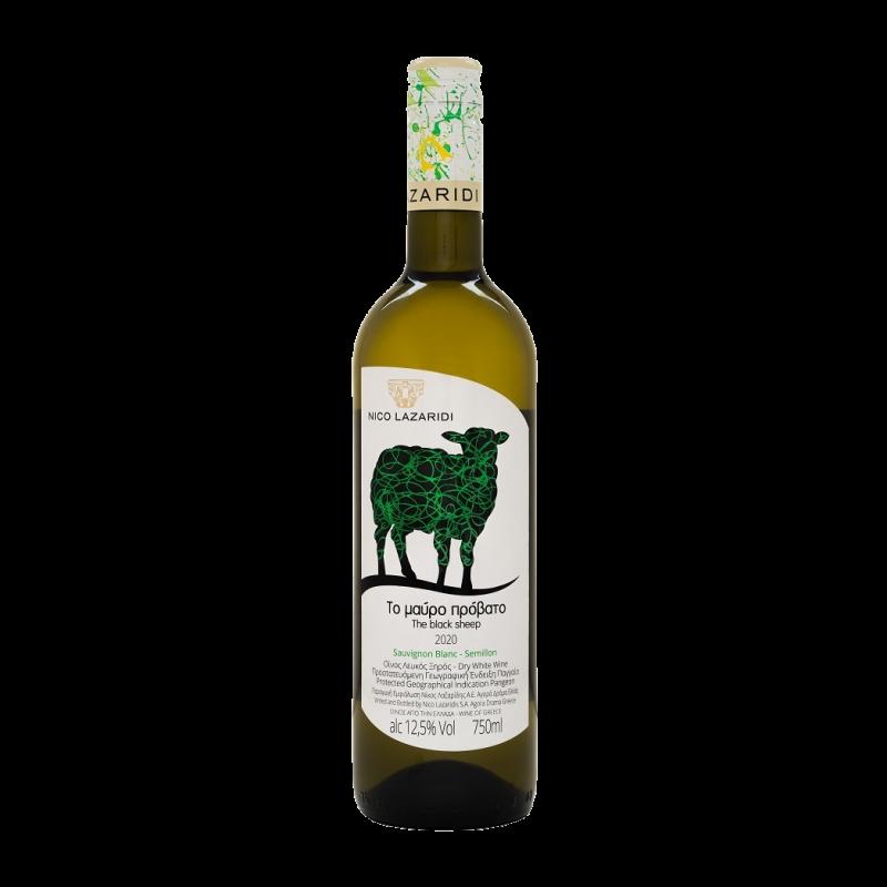 Το Μαύρο Πρόβατο Sauvignon Blanc - Semillon