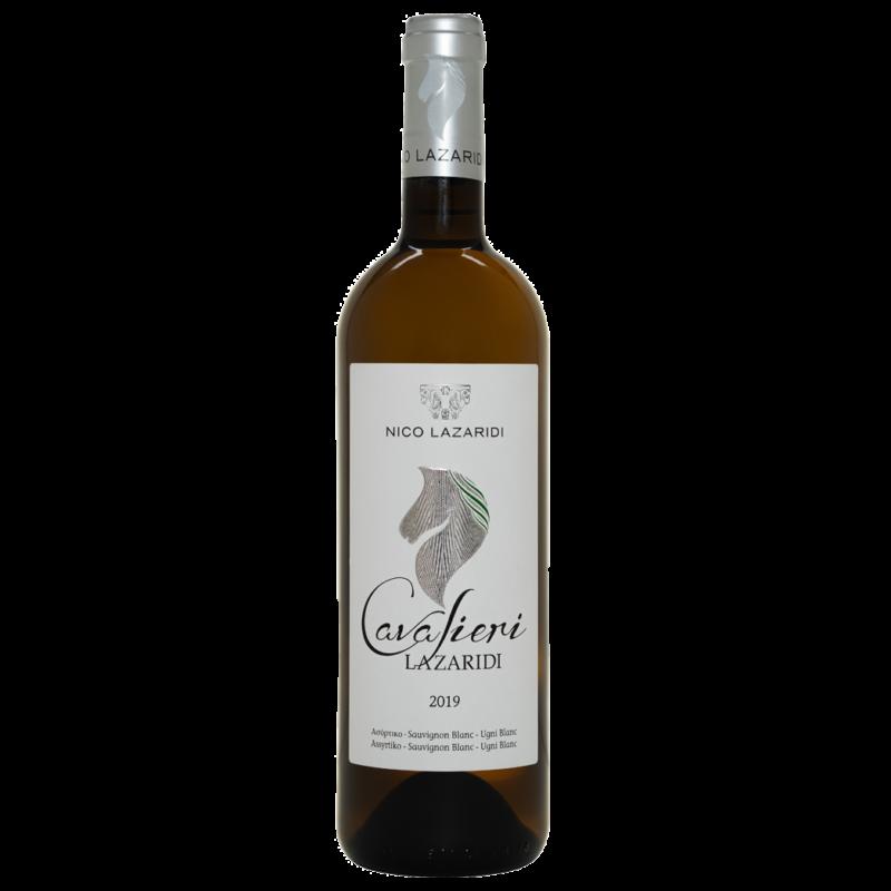 Cavalieri Lazaridi, 0.75lt, Λευκό, 2019