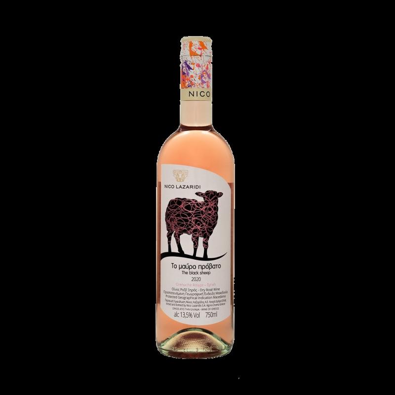 Το Μαύρο Πρόβατο Grenache Rouge - Syrah 1.5lt, 2020
