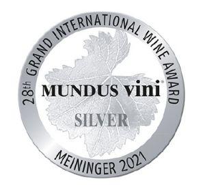 Mundus Vini 2021 - Silver Medal