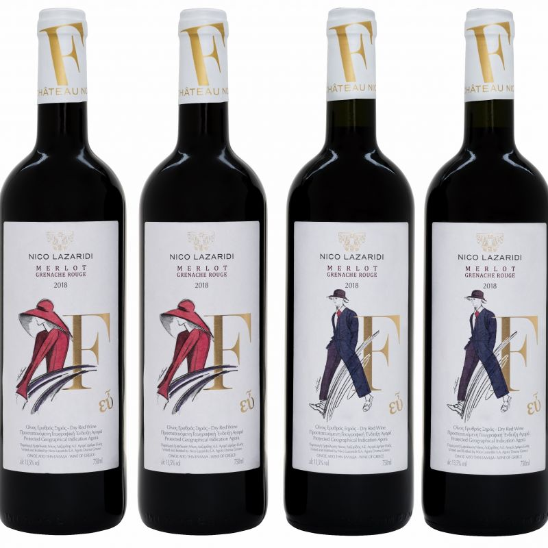 F - ευ 6 bottles
