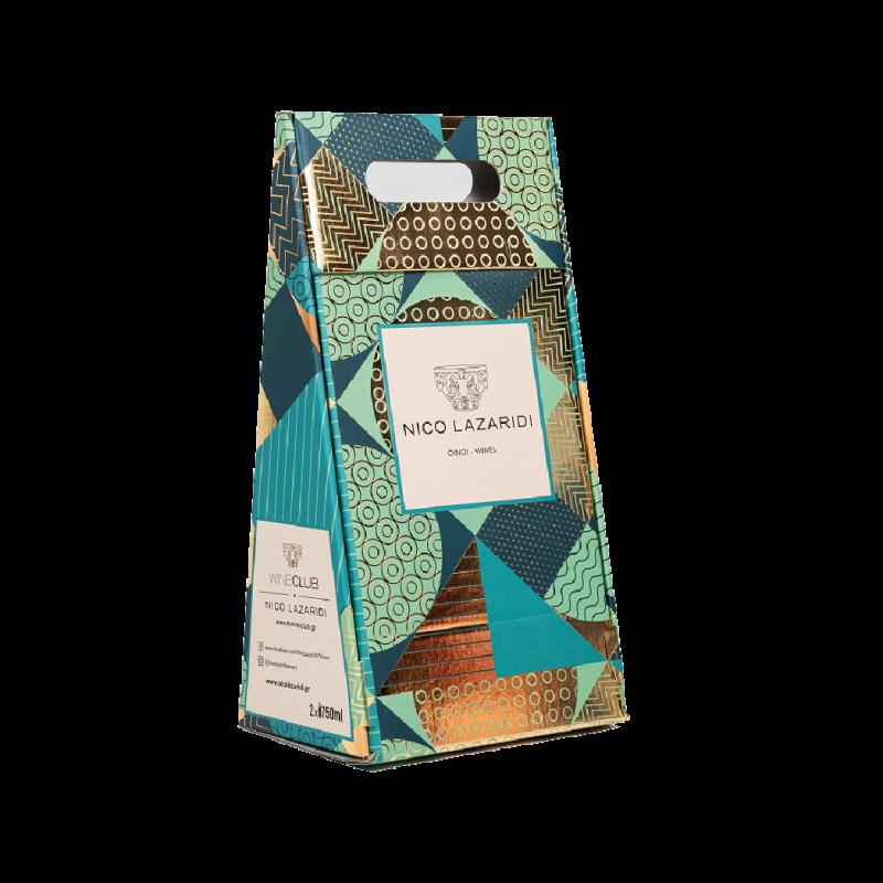Premium Gift-Box 2 bottles Nico Lazaridi